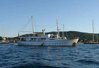 Golden Princess yacht charter lifestyle