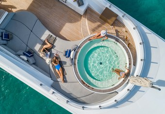 Turquoise yacht charter lifestyle