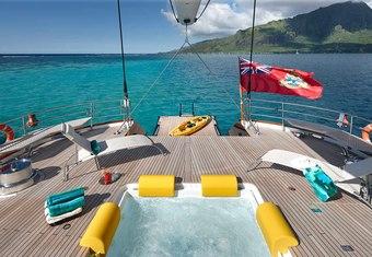 Mondango 3 yacht charter lifestyle