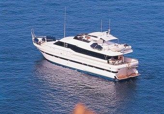 Amphitrite K.Y. yacht charter lifestyle