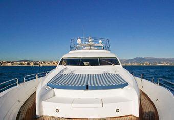 Molly Malone yacht charter lifestyle