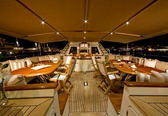 Mirabella yacht charter lifestyle