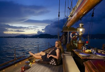 Sunshine yacht charter lifestyle