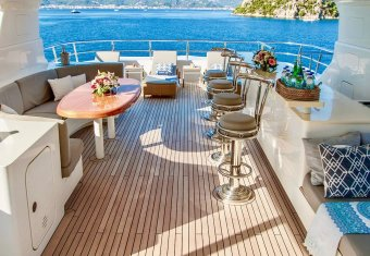 Baltic Sea yacht charter lifestyle