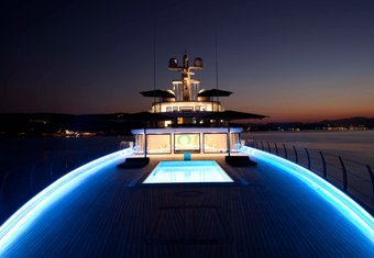 Air yacht charter lifestyle