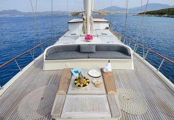 Cobra III yacht charter lifestyle