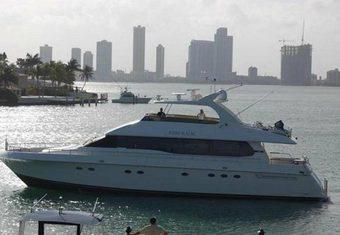 King Kalm yacht charter lifestyle