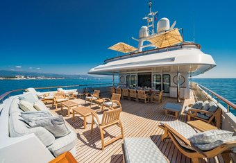 Mosaique yacht charter lifestyle