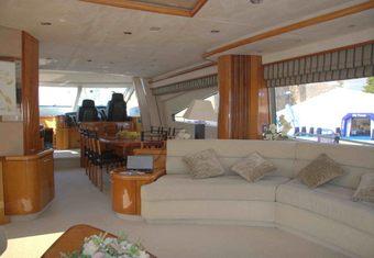 Lucky Bear yacht charter lifestyle