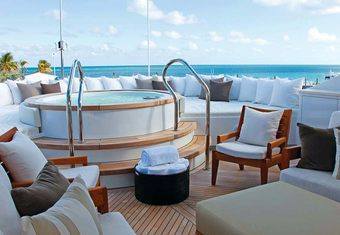Alessandra yacht charter lifestyle