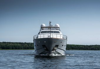 Queen of Sheba yacht charter lifestyle
