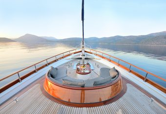 Cobra King yacht charter lifestyle