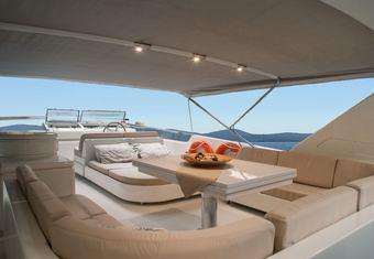Megalia yacht charter lifestyle