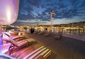 Lauren L yacht charter lifestyle