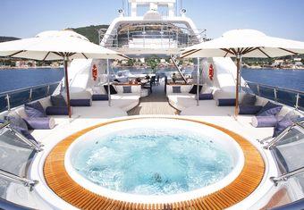 Talisman Maiton yacht charter lifestyle