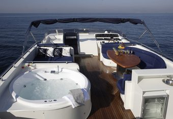 Dream B yacht charter lifestyle