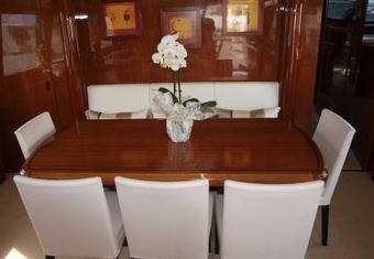 Amorina yacht charter lifestyle