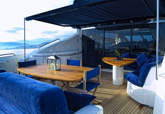 Low Profile yacht charter lifestyle