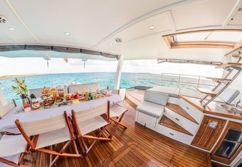 Dolcevitacat yacht charter lifestyle