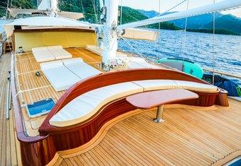 Wicked Felina yacht charter lifestyle