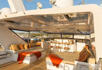 Blackwood yacht charter lifestyle
