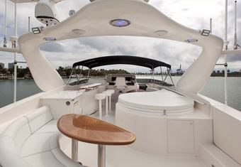 Living the Dream yacht charter lifestyle
