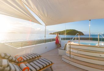 Bacchus yacht charter lifestyle
