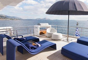Memories Too yacht charter lifestyle