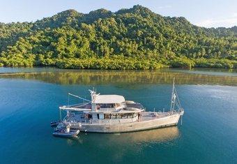 Grey Wolf II yacht charter lifestyle