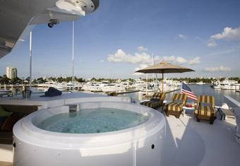 Checkered Past yacht charter lifestyle