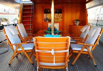 Elena yacht charter lifestyle
