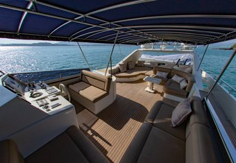 Say Yes yacht charter lifestyle