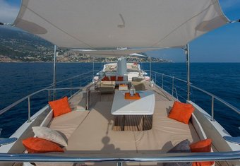 Sultana yacht charter lifestyle
