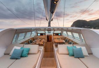 Gliss yacht charter lifestyle