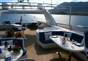 Smiles of London yacht charter lifestyle