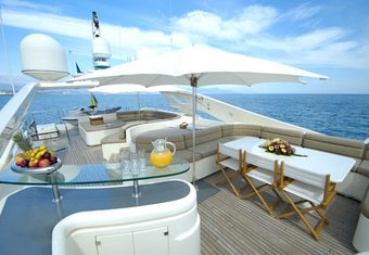 Two Kay yacht charter lifestyle
