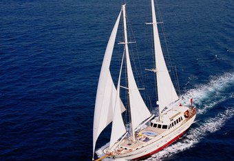 Tigerlily of Cornwall yacht charter lifestyle