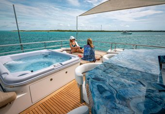 Sea Axis yacht charter lifestyle