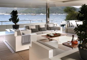 Orient Star yacht charter lifestyle