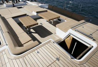 Thalima yacht charter lifestyle