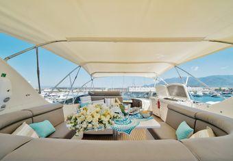 D'Aristotelis yacht charter lifestyle