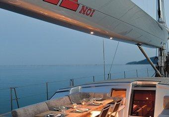 Black Lion yacht charter lifestyle