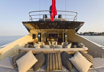 Stealth yacht charter lifestyle
