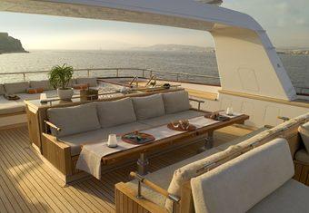 Il Cigno yacht charter lifestyle