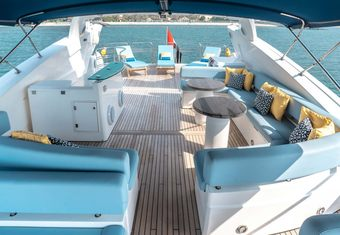 Notorious yacht charter lifestyle