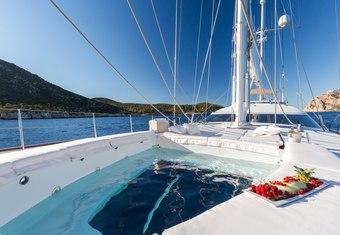 Q yacht charter lifestyle