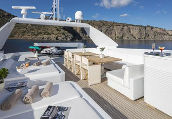 Sole Di Mare yacht charter lifestyle