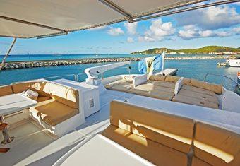 Pixel yacht charter lifestyle