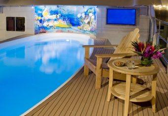 Global yacht charter lifestyle