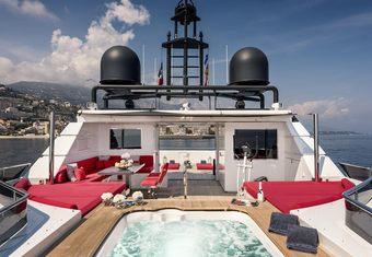 Grayzone yacht charter lifestyle